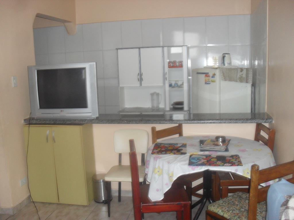 Apto 1 Dorm, Itararé, São Vicente (AP4101) - Foto 2