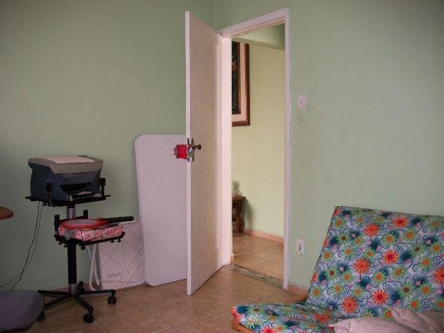 Apto 2 Dorm, Marapé, Santos (AP3915)