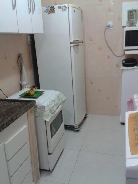 Apto 2 Dorm, Campo Grande, Santos (AP3977) - Foto 11