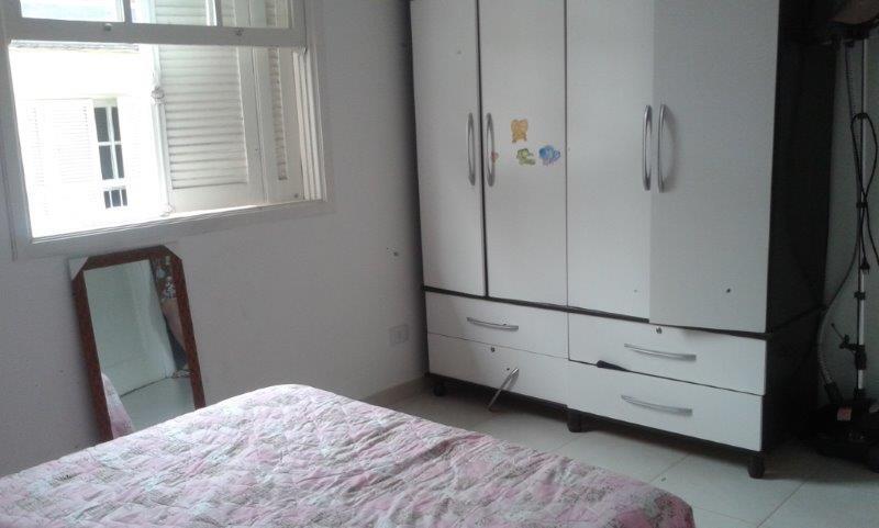 Apto 1 Dorm, Campo Grande, Santos (AP3510) - Foto 3