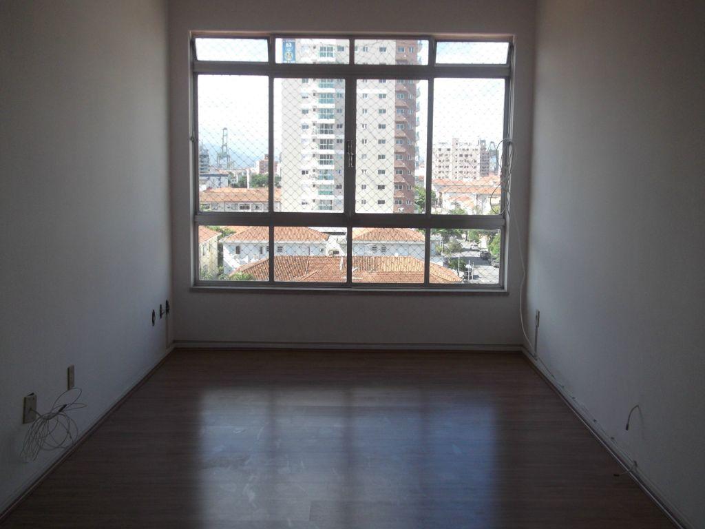 Apto 3 Dorm, Aparecida, Santos (AP2838) - Foto 2