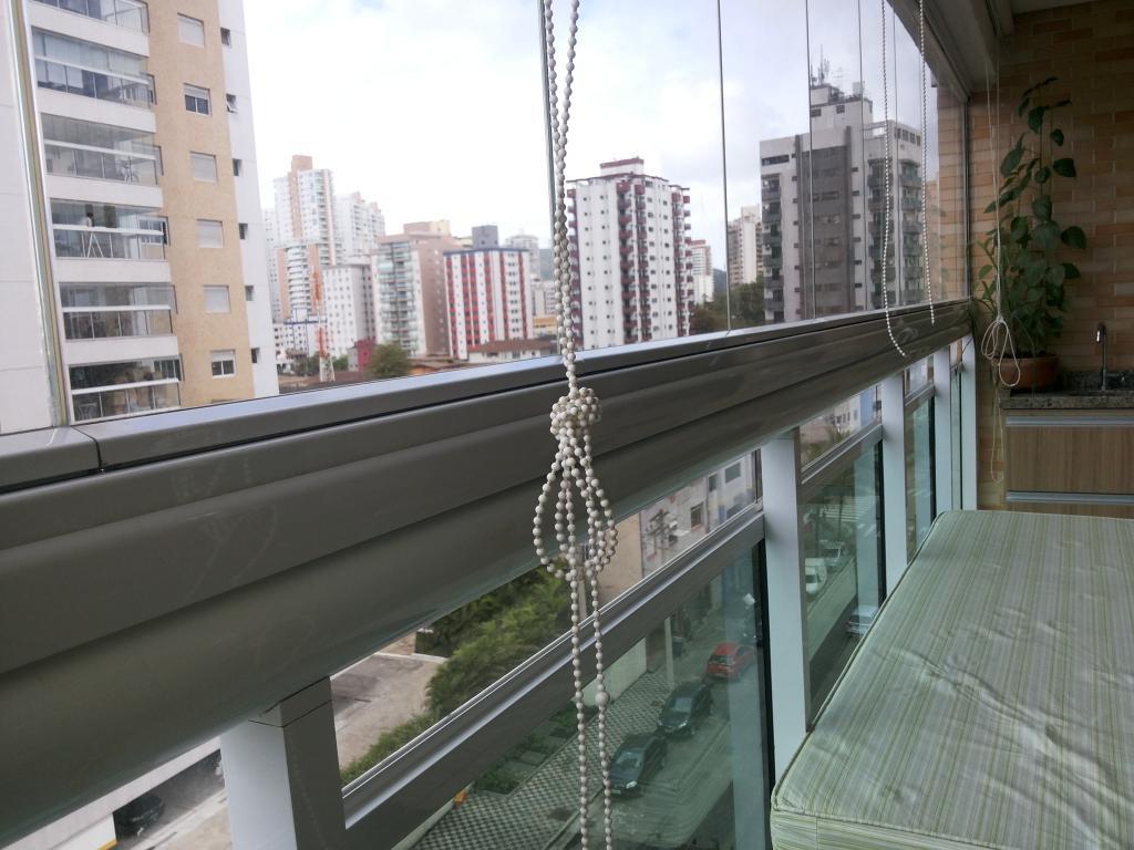 Mello Santos Imóveis - Apto 3 Dorm, Ponta da Praia - Foto 7