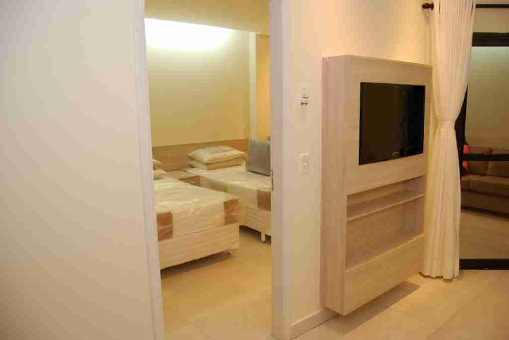 Flat 1 Dorm, Boqueirão, Santos (FL0007) - Foto 5