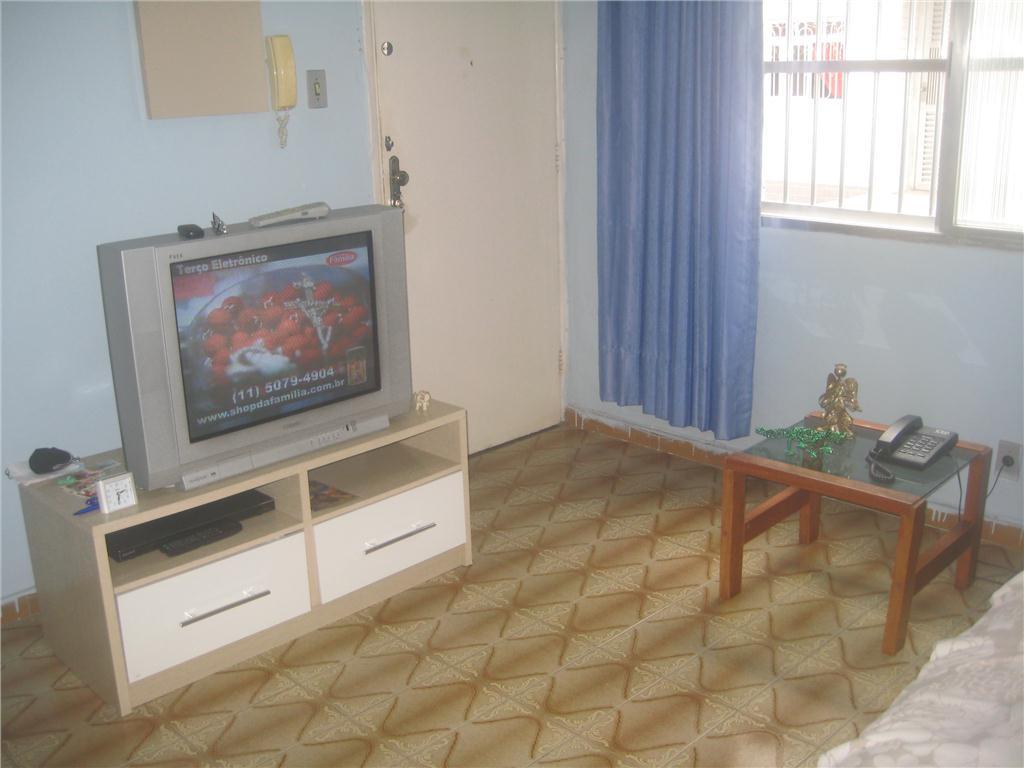 Apto 2 Dorm, Aparecida, Santos (AP1753)
