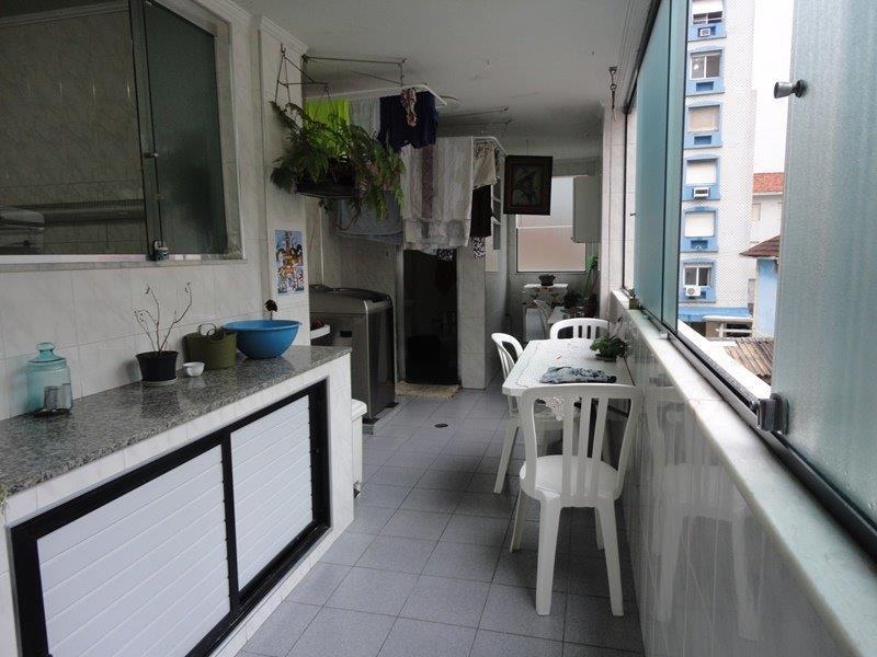 Apto 3 Dorm, Pompéia, Santos (AP3646) - Foto 17