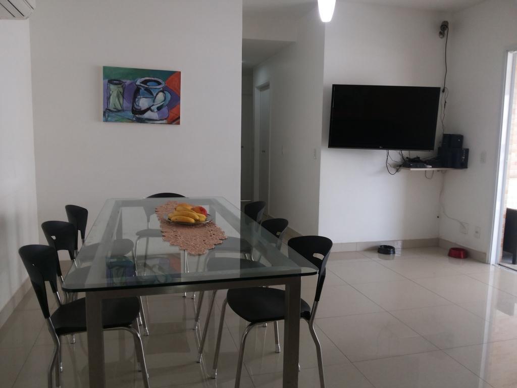 Mello Santos Imóveis - Apto 3 Dorm, Ponta da Praia - Foto 4