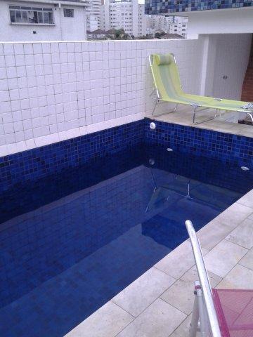 Casa 3 Dorm, Ponta da Praia, Santos (SO0173) - Foto 15