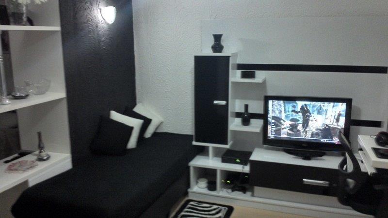 Flat 1 Dorm, Gonzaguinha, São Vicente (FL0017)