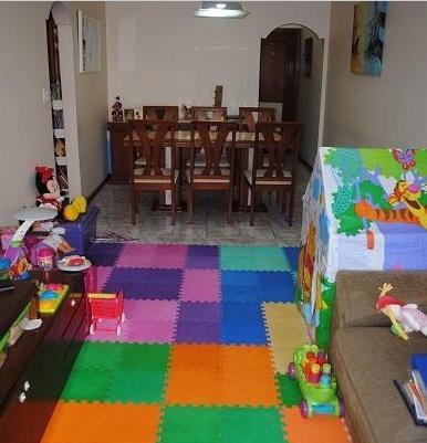Apto 2 Dorm, Vila Matias, Santos (AP3297)