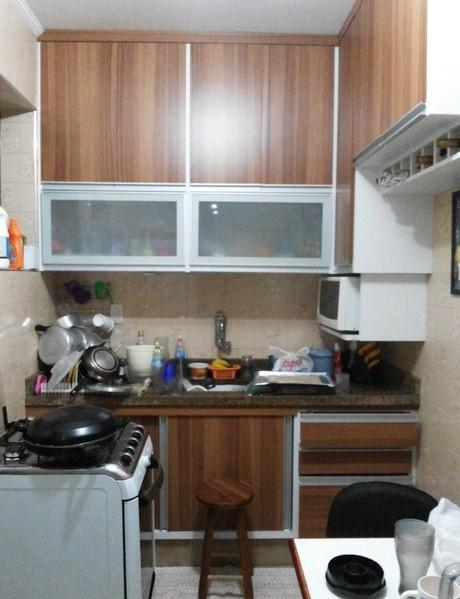 Apto 2 Dorm, Gonzaga, Santos (AP3152) - Foto 5