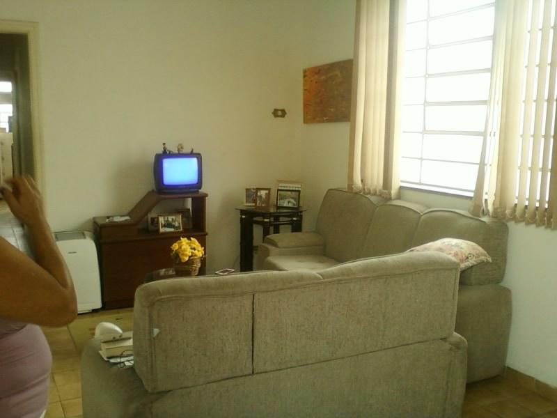 Casa 3 Dorm, Boqueirão, Santos (CA0222)