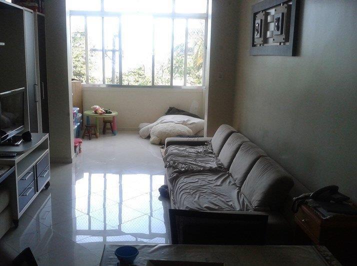 Apto 3 Dorm, Aparecida, Santos (AP3841)