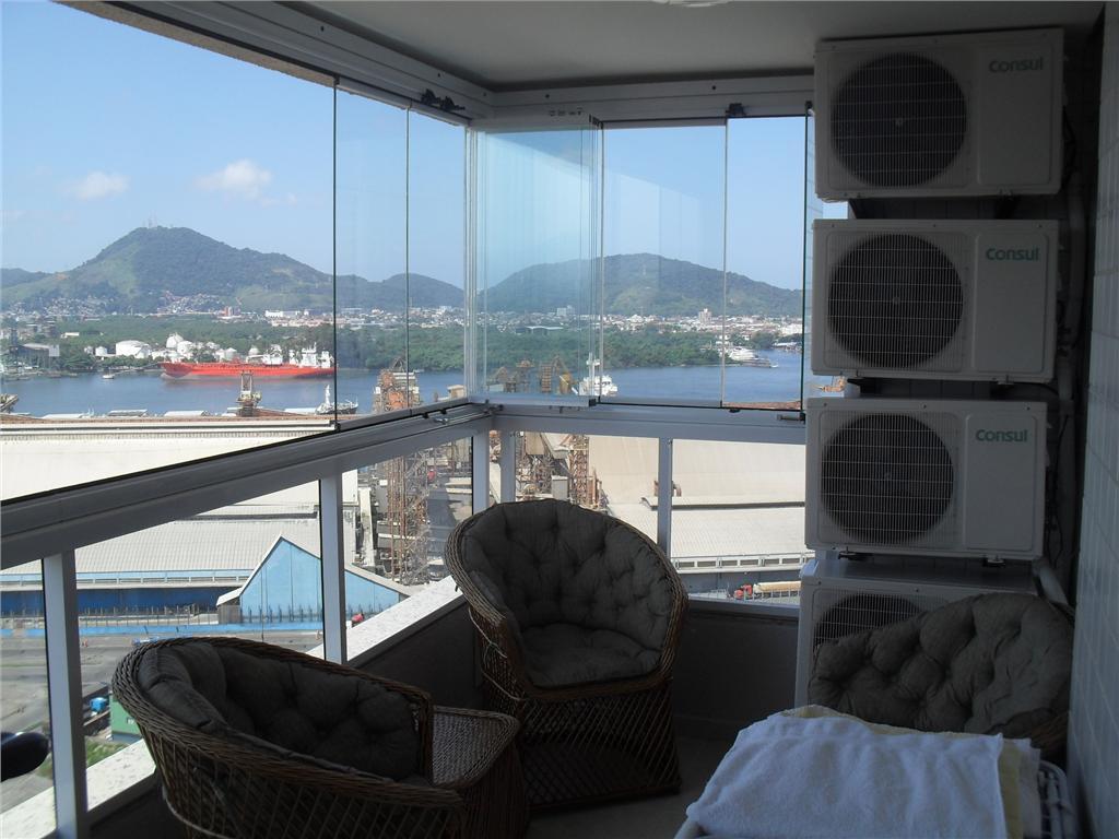 Apto 3 Dorm, Ponta da Praia, Santos (AP3412) - Foto 4
