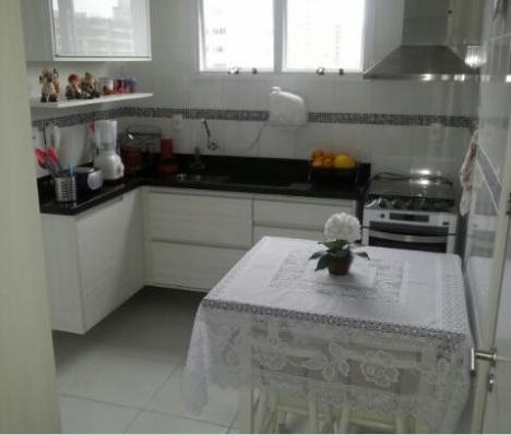 Apto 2 Dorm, Campo Grande, Santos (AP3004) - Foto 2