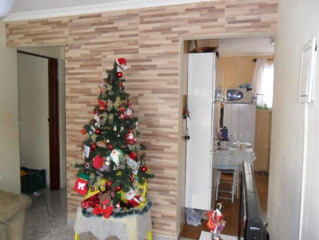 Mello Santos Imóveis - Apto 2 Dorm, Aparecida - Foto 3