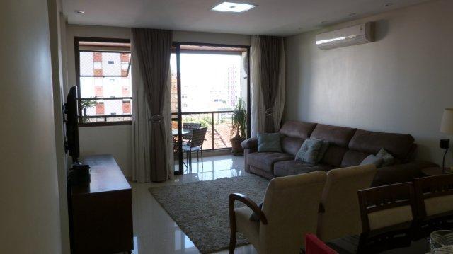Apto 3 Dorm, Embaré, Santos (AP2886)