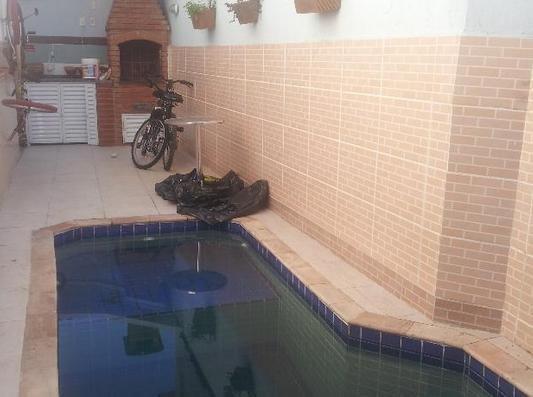 Mello Santos Imóveis - Casa 3 Dorm, Embaré, Santos - Foto 7