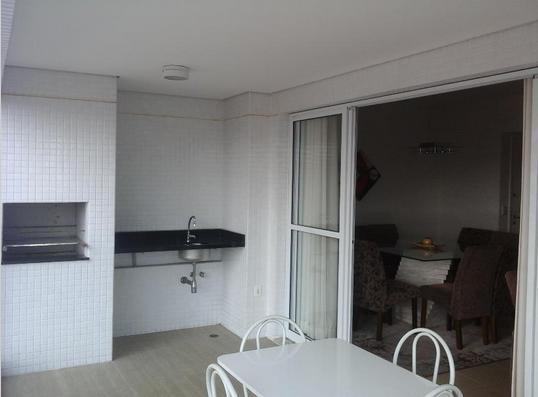 Mello Santos Imóveis - Apto 3 Dorm, Ponta da Praia - Foto 3