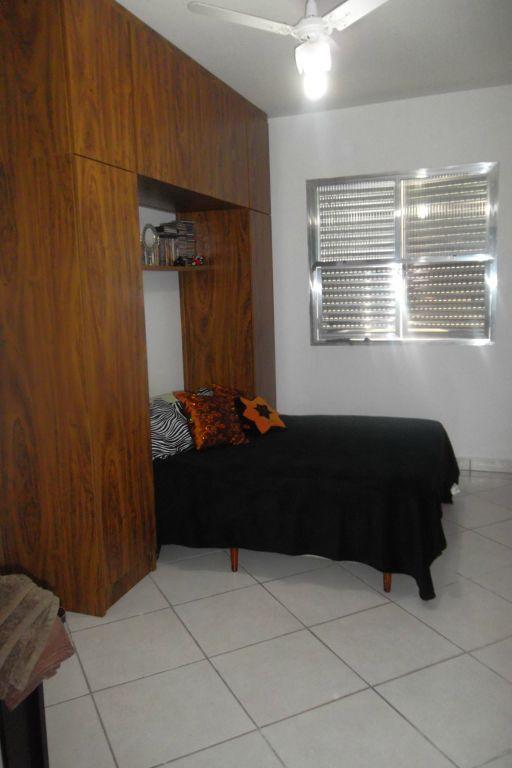 Mello Santos Imóveis - Kitinete 1 Dorm, Santos