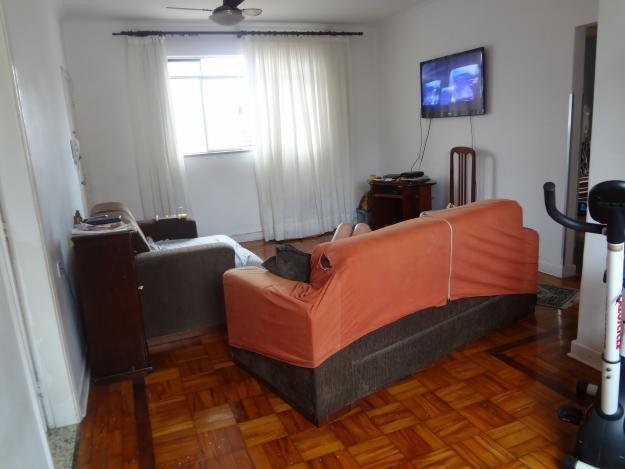 Apto 3 Dorm, Boqueirão, Santos (AP1639)