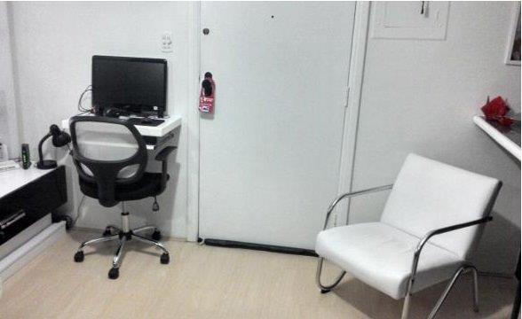 Mello Santos Imóveis - Flat 1 Dorm, Centro - Foto 5