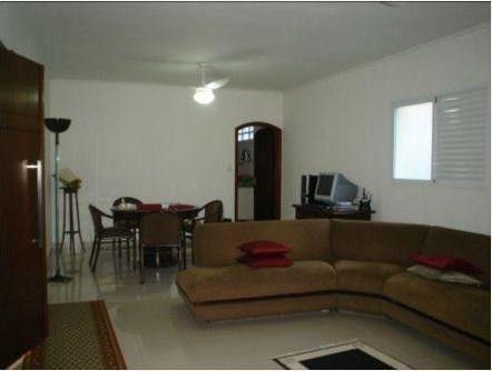Mello Santos Imóveis - Casa 3 Dorm, Santos