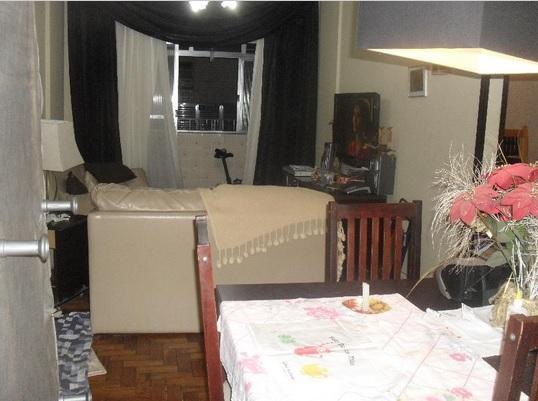 Apto 2 Dorm, Ponta da Praia, Santos (AP3344)