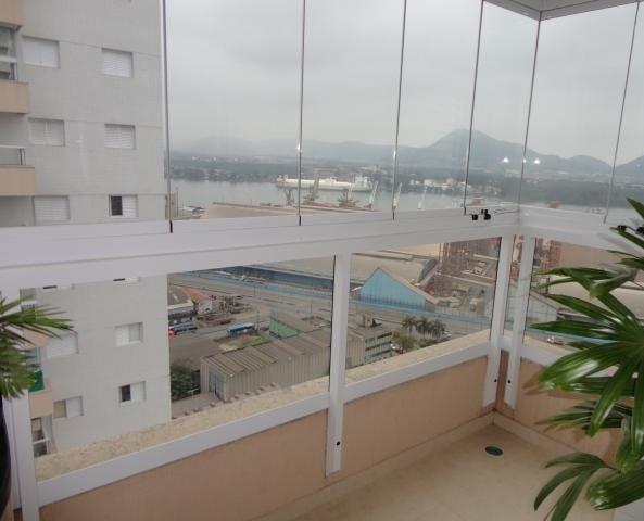 Apto 3 Dorm, Ponta da Praia, Santos (AP3456) - Foto 4