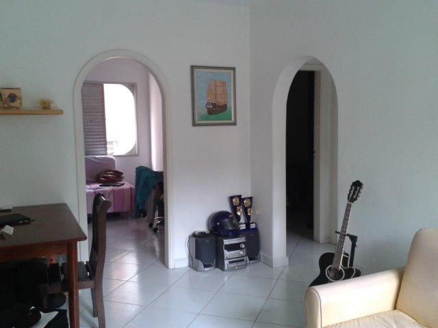 Apto 2 Dorm, Gonzaga, Santos (AP2916)