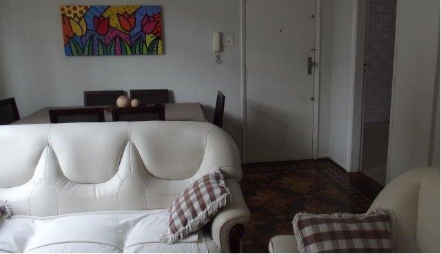 Apto 2 Dorm, Campo Grande, Santos (AP3479) - Foto 2