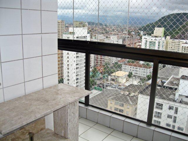 Apto 3 Dorm, Itararé, São Vicente (AP2828) - Foto 5