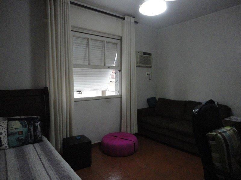 Apto 3 Dorm, Pompéia, Santos (AP3646)