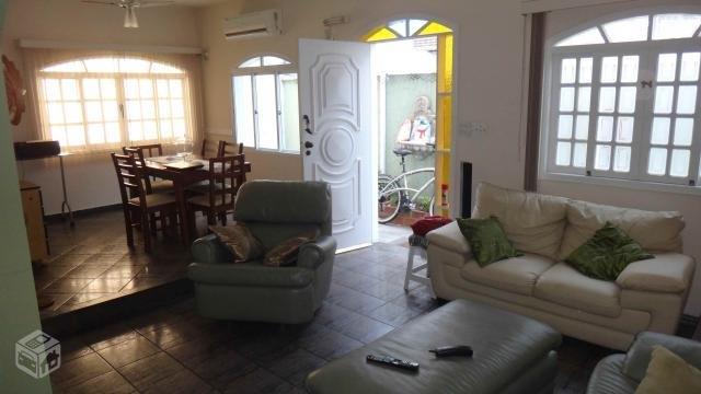 Casa 3 Dorm, Estuário, Santos (CA0219)