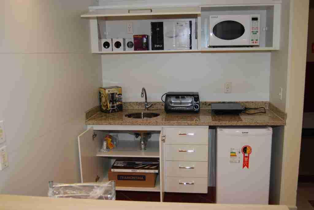 Flat 1 Dorm, Boqueirão, Santos (FL0007) - Foto 7