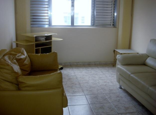 Imóvel: Apto 1 Dorm, Gonzaga, Santos (AP3802)