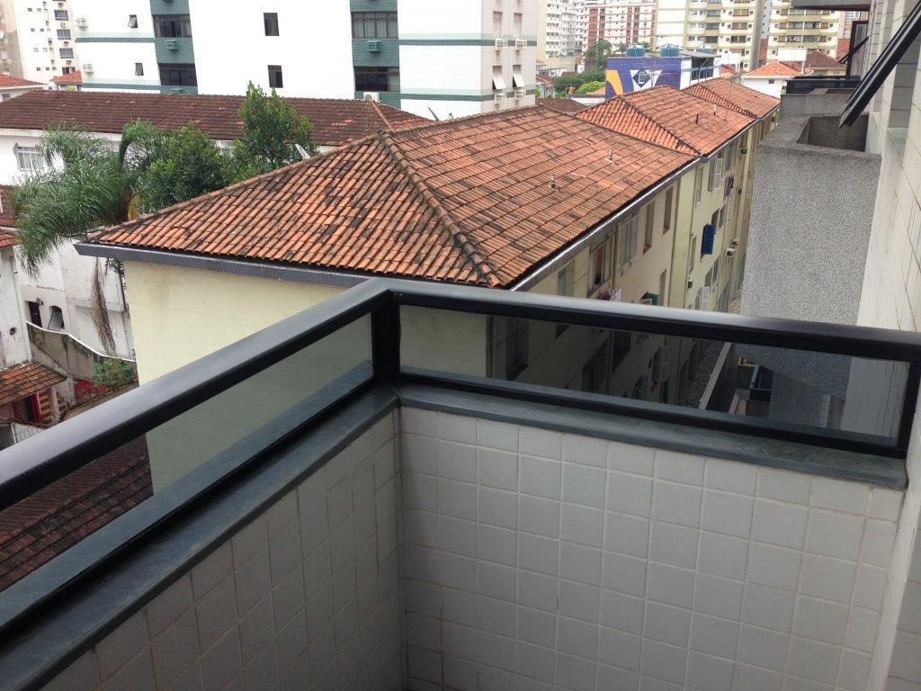 Apto 1 Dorm, Pompéia, Santos (AP3523) - Foto 5