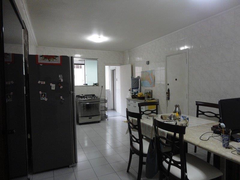 Apto 3 Dorm, Pompéia, Santos (AP3646) - Foto 4