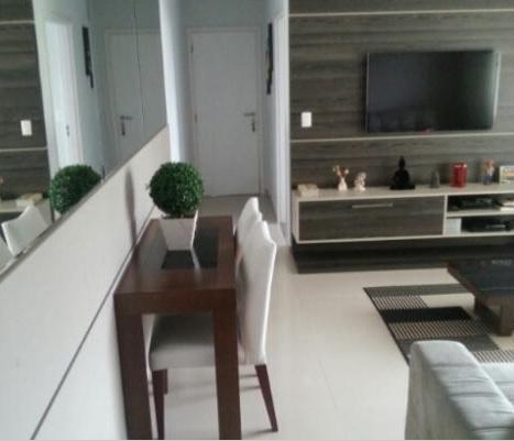 Apto 2 Dorm, Campo Grande, Santos (AP3004)