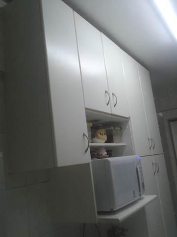 Mello Santos Imóveis - Apto 2 Dorm, Estuário - Foto 19