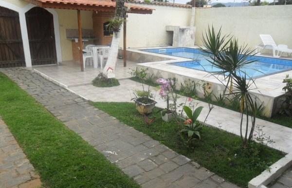 Casa 3 Dorm, Jardim Virginia, Guarujá (CA0167) - Foto 5