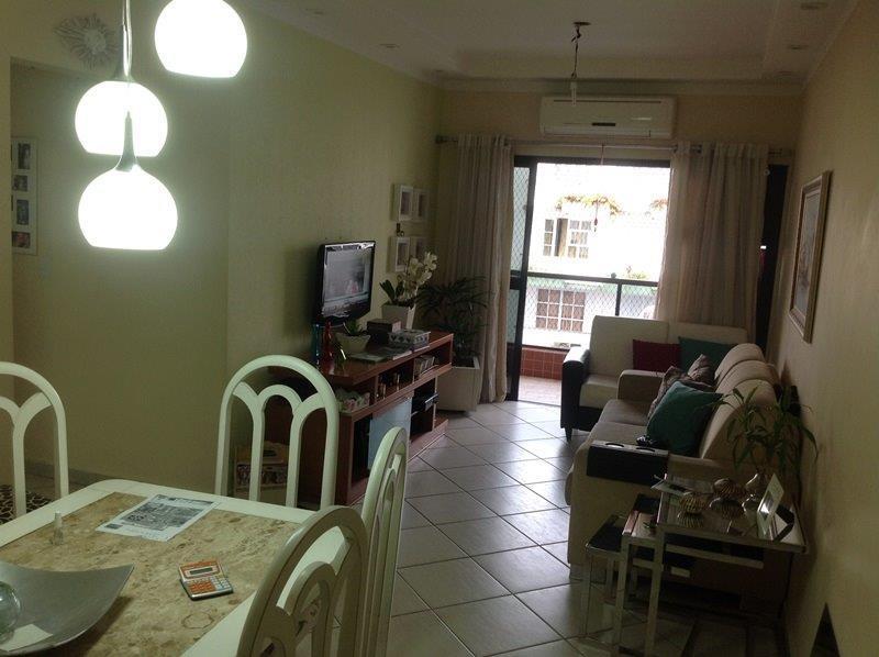 Apto 3 Dorm, Embaré, Santos (AP3502) - Foto 3