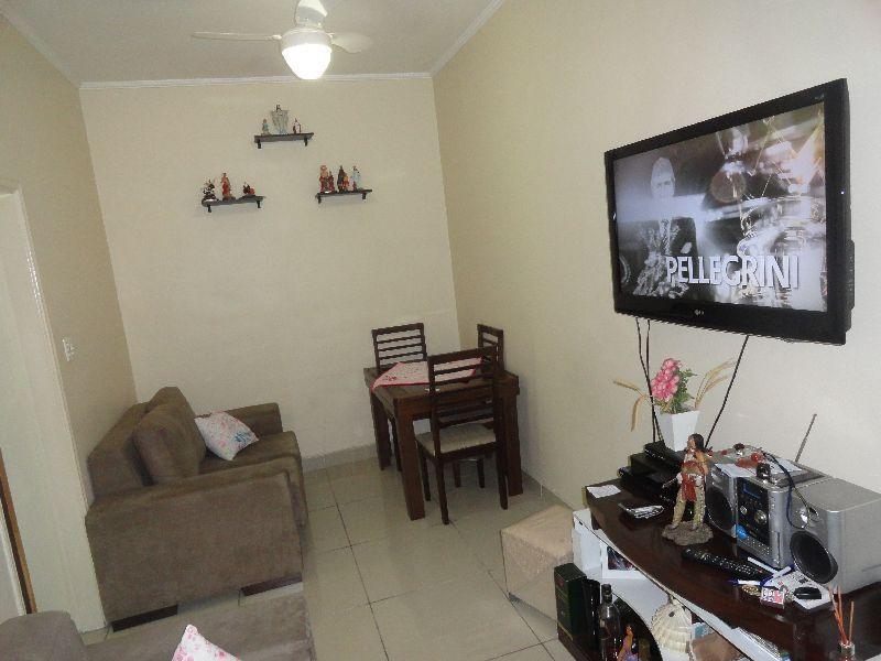 Casa 1 Dorm, Itararé, São Vicente (CA0227)