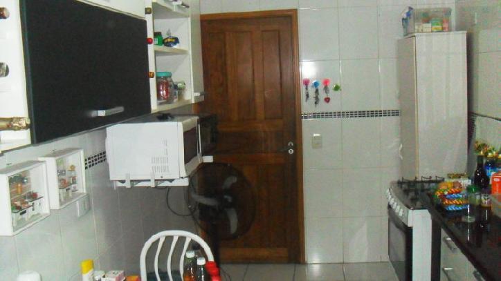 Casa 3 Dorm, Campo Grande, Santos (CA0201) - Foto 15