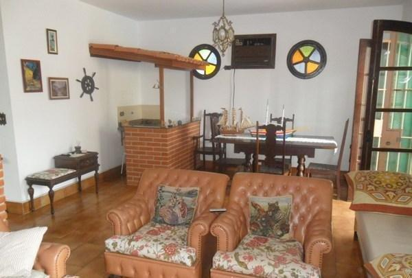 Casa 3 Dorm, Jardim Virginia, Guarujá (CA0167)