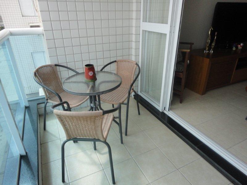 Apto 2 Dorm, Embaré, Santos (AP3815) - Foto 5