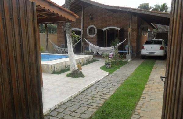 Casa 3 Dorm, Jardim Virginia, Guarujá (CA0167) - Foto 4