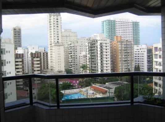 Apto 2 Dorm, Boqueirão, Santos (AP3167) - Foto 5