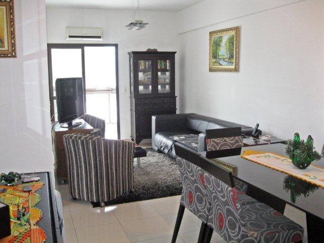 Apto 3 Dorm, Itararé, São Vicente (AP2828)