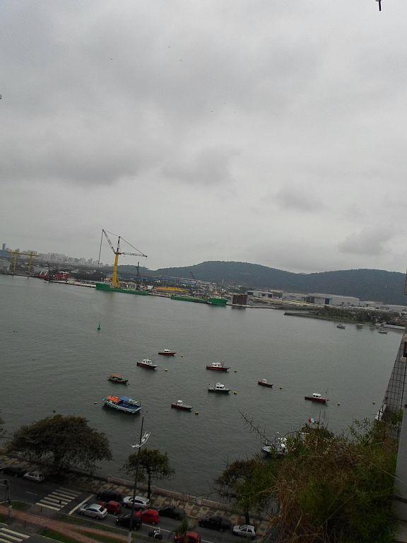 Flat 1 Dorm, Ponta da Praia, Santos (FL0013) - Foto 2