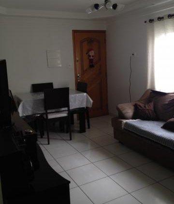 Apto 3 Dorm, Aparecida, Santos (AP2607)